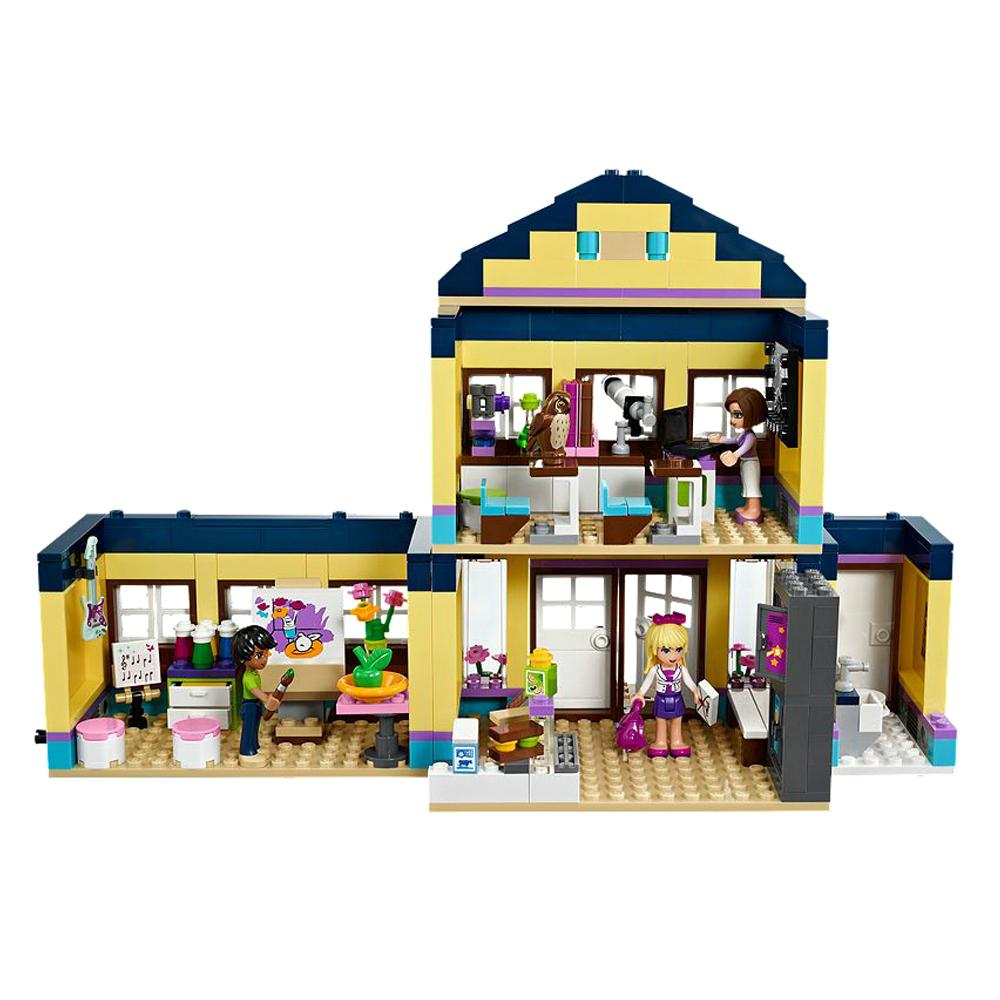 Lego Friends Schule